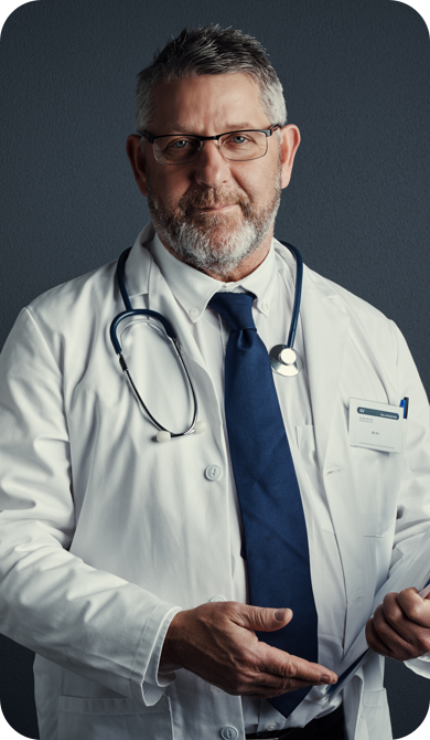 Male physician