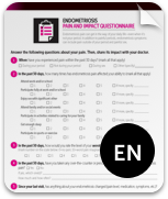 Endometriosis Pain and Impact Questionnaire (English)