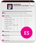 Endometriosis Pain and Impact Questionnaire (Spanish)